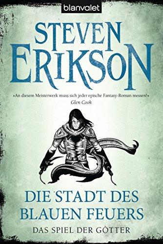 Das Spiel der Götter 14: Die Stadt des blauen Feuers (German Edition)