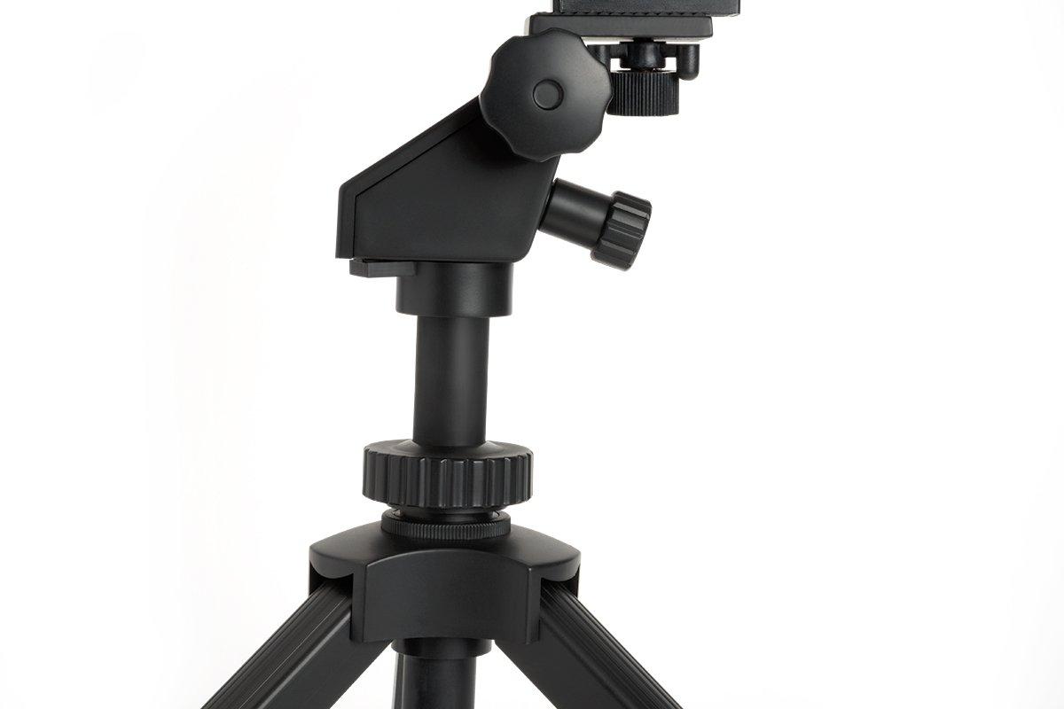 Celestron c mini mak zoom spektiv mit stativ und amazon kamera