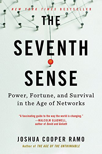 The Seventh Sense: Power, Fortune, and Survival in the Age of Networks: Library Edition by Blackstone Pub