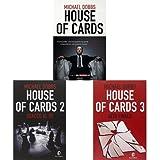 Collezione House of Cards: House of cards + Scacco al re + Atto finale