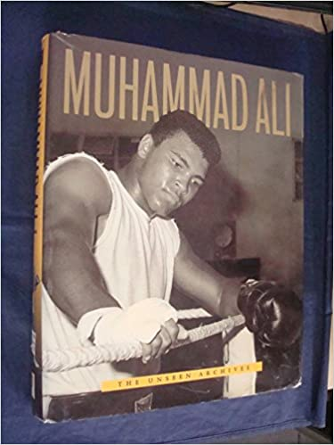 Book Muhammad Ali (Unseen Archives)