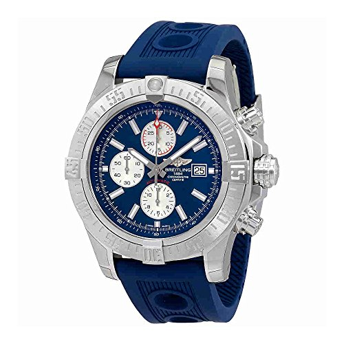 Breitling Super Avenger II Chronograph Mens Watch A1337111-C871-205S-A20D. 2