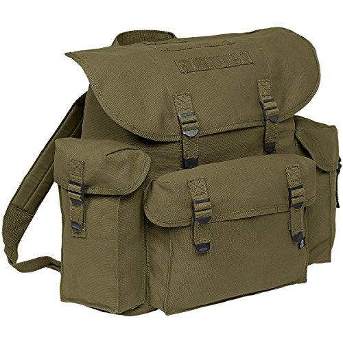 Brandit BW Backpack Olive - Alpine Rucksack