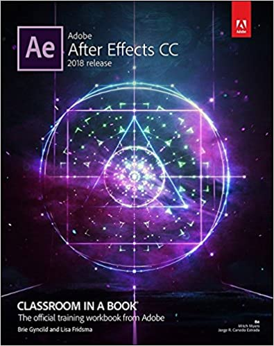 Adobe After Effects CC Classroom in a Book (2018 release): Lisa