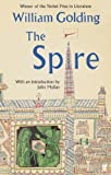 Front cover for the book The Spire by William Golding