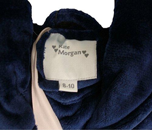 Vestaglia Shimmer Navy donna KATE MORGAN 5wq71Zq