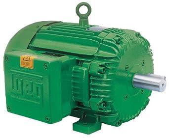 Weg 00518xt3e184t nema premium efficiency explosion proof for Weg nema premium motors