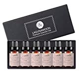Energy Cleansing Tea - Aromatherapy Essential Oils Gift Set, Top 6 100% Pure Premium Therapeutic Grade Oils -Lavender, Tea Tree, Eucalyptus, Lemongrass, Orange, Peppermint Essential Oils