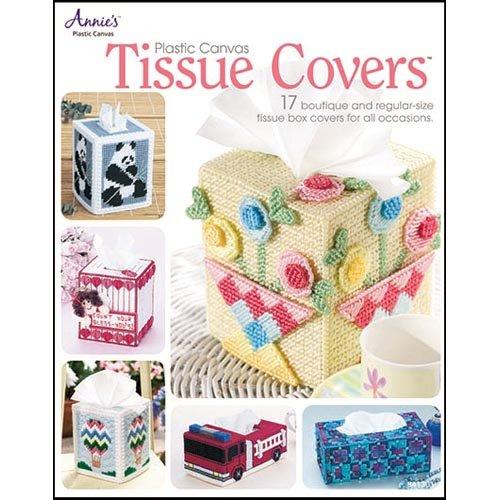 Amazon Plastic Canvas Tissue Covers Book