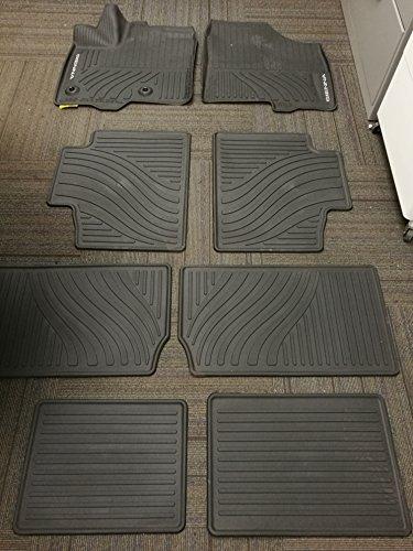 toyota sienna floor mats - 1
