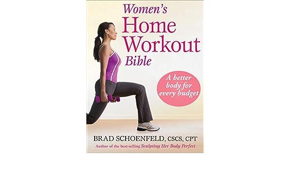 Womens Home Workout Bible (English Edition) eBook: Brad ...