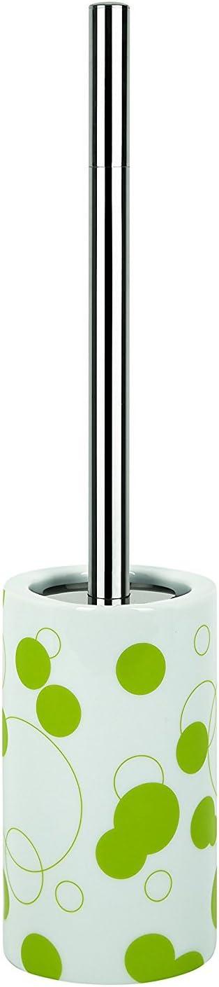 Beige colecci/ón Tube Gres Spirella 10.5 X 10.5 X 42.0 Cm Escobilla para el Inodoro 10,5 x 10,5 x 42,0 cm