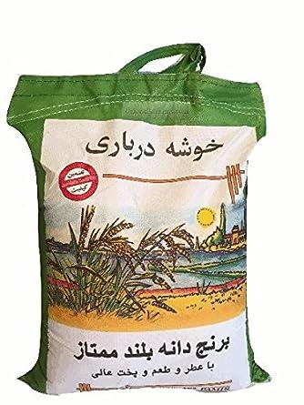 Basmati Reis Khoushe 5 Kg Fur Orientalische Kuche Speziell Persische