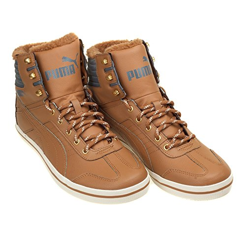 Puma - Tatau Sneaker Boot - Color: Marrón - Size: 44.5