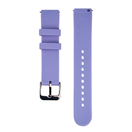 Bozlun Smart Watch Replacement Band Compatible with Bozlun smartwatch B36 and B16 (Purple)