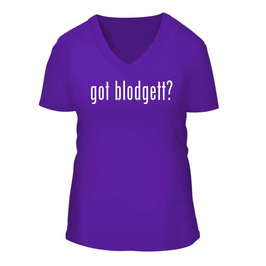 got Blodgett? - A Nice Women