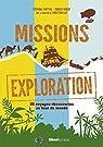 Missions exploration par Frattini