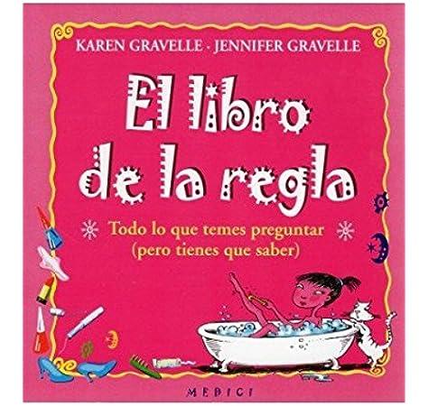 EL LIBRO DE LA REGLA (NIÑOS Y ADOLESCENTES): Amazon.es: GRAVELLE ...