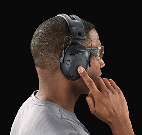 Peltor Sport Tactical 500 Electronic Hearing Protector, Bluetooth Wireless Ear Protection, NRR 26 dB, Ideal for Shooting and Hunting by Peltor (Image #3)