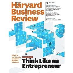 Harvard Business Review, September 2010