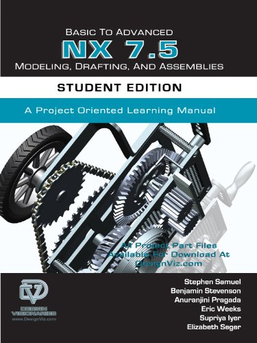 Download Basic to Advanced NX7.5 Student Edition Pdf