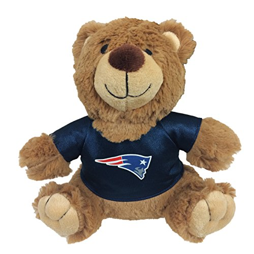 Pets First New England Patriots Teddy (New England Patriots Team Mouse)