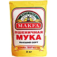 MAKFA马克发 面粉2kg(俄罗斯进口)