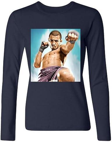 Tommery Donald Cerrone - Camiseta de Manga Larga de algodón para ...