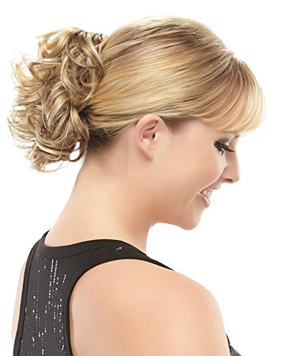 Classic Short Curly Ponytail Clip On