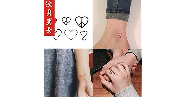 Tatuaje Pegatinas de tatuaje originales Impermeable en forma de ...