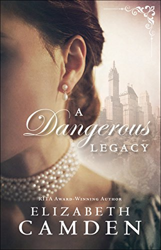 A Dangerous Legacy (An Empire State Novel Book #1) (List Of Best Inventions)