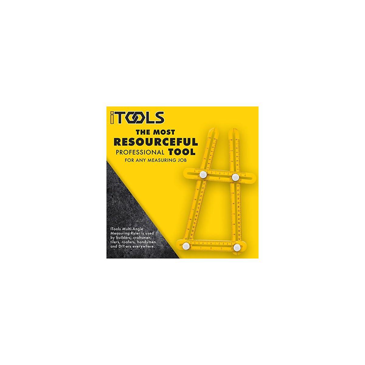 Itools Multi Angle Template Tool Angle Izer Measuring Ruler Layout