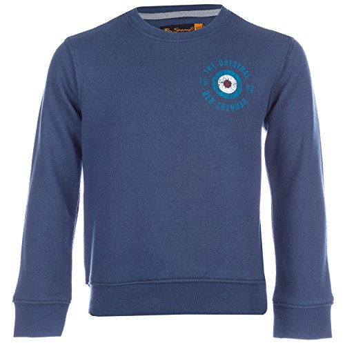 ben-sherman-boys-crew-sweat-9-blue