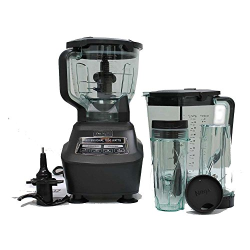 Ninja Mega Kitchen System Blender Food Processor Mixer (Refurbished) | BL770-RB