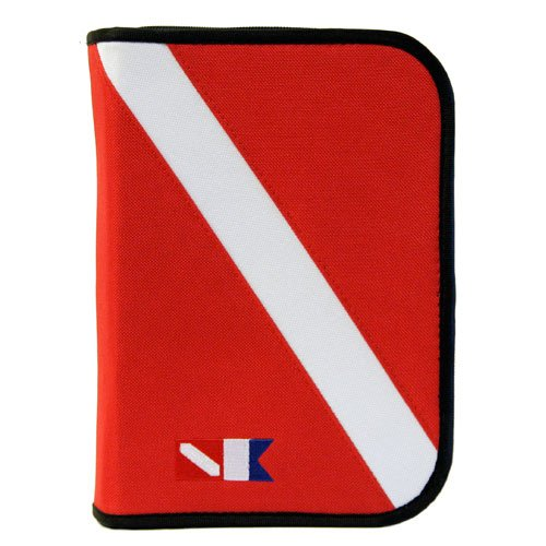 (Trident Dive Log Book 6 Ring Binder (Dive Flag))