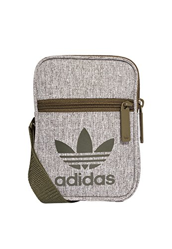 adidas Festival Herren Cross Body Bag Grau Grau