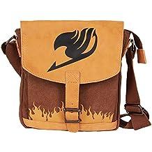 Siawasey Anime Fairy Tail Cosplay Messenger Bag Handbag Crossbody Shoulder Bag