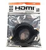 ultra gem - Gems 12ft HDMI Cable High-Speed Supports 4K, Ethernet, 3D and Audio Return