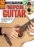 10 Easy Lessons Fingerpicking Guitar, Gary Turner, 1864691069