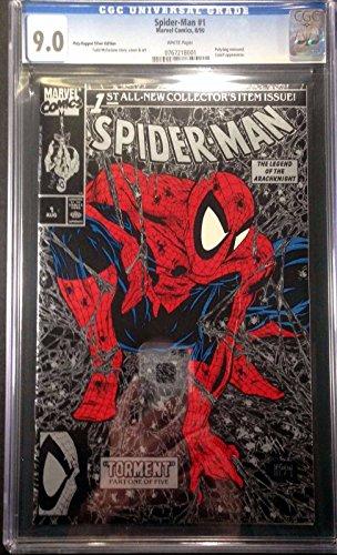 spider-man-1990-1-cgc-90-friendly-neighborhood-2005-24-cgc-94-lot-of-2