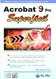 img - for Acrobat 9 pro book / textbook / text book