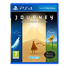 Journey: Collector's Edition [PlayStation 4, PS4]