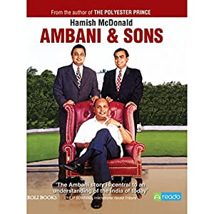 Ambani and Sons Audiobook