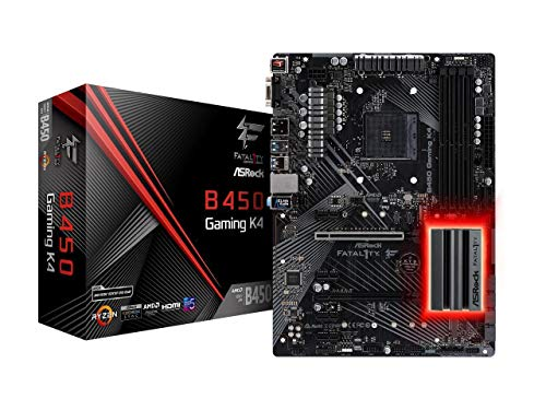 Build My PC, PC Builder, ASRock B450 GAMING K4
