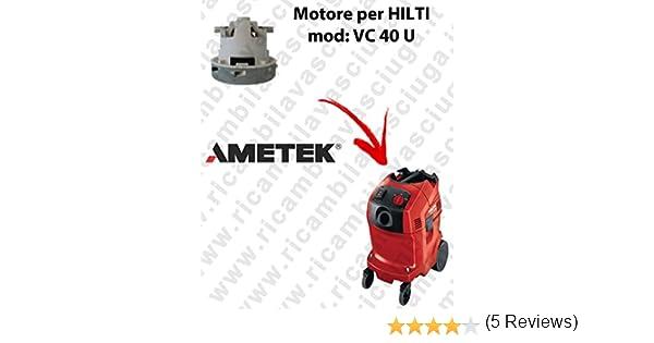 VC 40 motor U automatic Ameteken HILTI succión para aspiradora ...