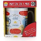 Ginger Fox Muffin in A Mug
