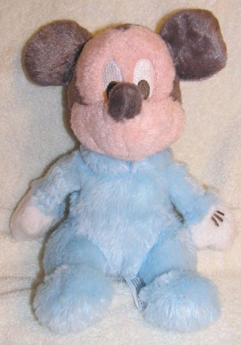 Baby Mickey Mouse (Disney Soft 10