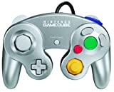 Gamecube Controller Platinum (Renewed)