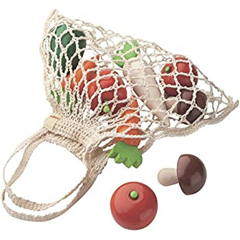 HABA Vegetable Set in Shopping Bag