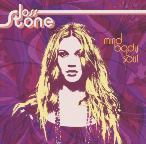 Mind, Body & Soul by Stone, Joss [Music CD]